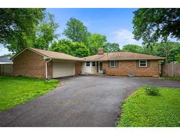 Photo one of 3639 Lorrain Rd Indianapolis IN 46220   MLS 21790376