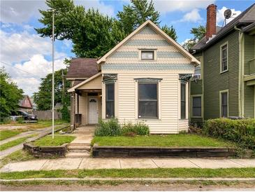 Photo one of 1613 Union St Indianapolis IN 46225 | MLS 21790384