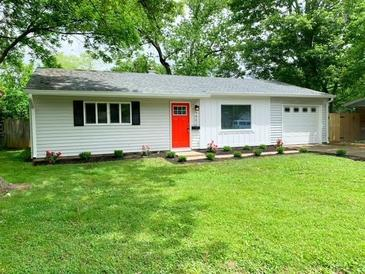 Photo one of 9862 Scott Ct Indianapolis IN 46235 | MLS 21790399