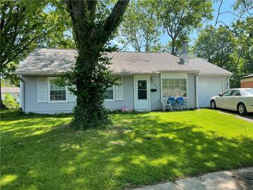 Photo one of 2359 N Cullen Ct Indianapolis IN 46219 | MLS 21790406