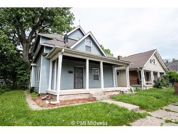 Photo one of 1310 N Ewing St Indianapolis IN 46201   MLS 21790415