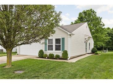 Photo one of 4515 S Redcliff Ln Plainfield IN 46168   MLS 21790424
