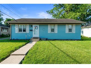 Photo one of 431 W Fourth St Greenfield IN 46140   MLS 21790431