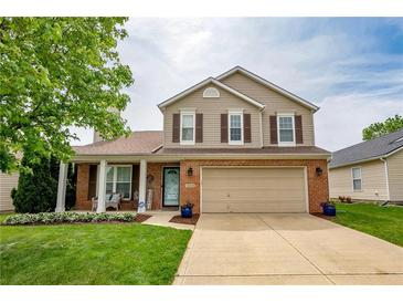 Photo one of 12248 Chiseled Stone Dr Fishers IN 46037 | MLS 21790433
