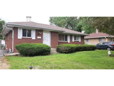 Photo one of 2498 Mann Dr Beech Grove IN 46107 | MLS 21790467