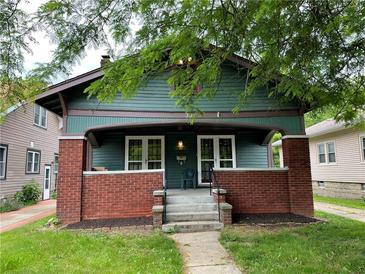 Photo one of 33 N Webster Ave Indianapolis IN 46219   MLS 21790483