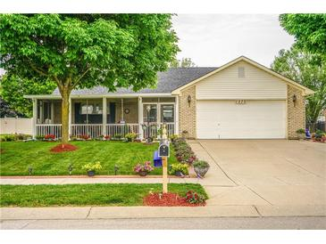 Photo one of 1270 Gladden Ct Franklin IN 46131 | MLS 21790495