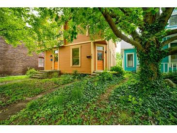 Photo one of 909 Fayette St Indianapolis IN 46202   MLS 21790507