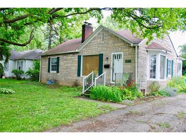 Photo one of 2019 N Emerson Ave Indianapolis IN 46218 | MLS 21790534