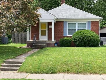 Photo one of 1116 N Downey Ave Indianapolis IN 46219 | MLS 21790536