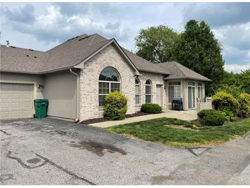Photo one of 4927 Bridgefield Dr # 4927 Indianapolis IN 46254 | MLS 21790538