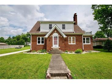 Photo one of 4635 Carson Ave Indianapolis IN 46227 | MLS 21790542