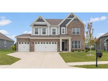 Photo one of 4254 Fox Hunt Dr Bargersville IN 46106   MLS 21790672