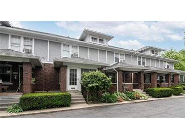 Photo one of 47 S Johnson Ave # 7 Indianapolis IN 46219 | MLS 21790715