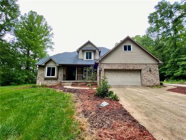 Photo one of 4216 Mohawk Trl Martinsville IN 46151 | MLS 21790718