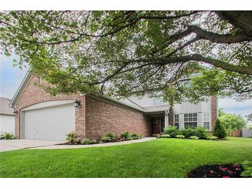 Photo one of 6371 Hillview Cir Fishers IN 46038   MLS 21790808