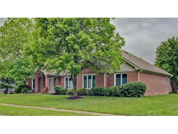 Photo one of 8433 Seekonk Ct Indianapolis IN 46256   MLS 21790862