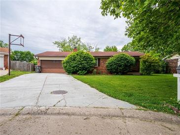 Photo one of 4942 Candy Spots Ct Indianapolis IN 46237 | MLS 21790876