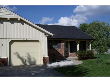 Photo one of 974 Red Maple Ct Greenwood IN 46143 | MLS 21790988