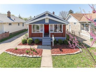 Photo one of 821 E Yoke St Indianapolis IN 46203 | MLS 21791046