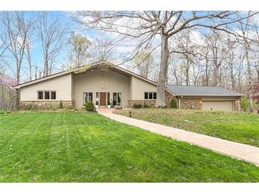 Photo one of 8201 Walnut Way Indianapolis IN 46256   MLS 21791084