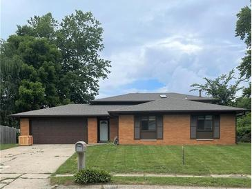 Photo one of 9036 E Mercury Dr Indianapolis IN 46229 | MLS 21791113