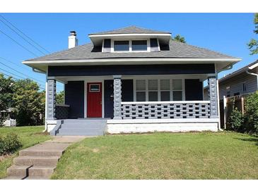 Photo one of 4202 Graceland Ave Indianapolis IN 46208   MLS 21792260