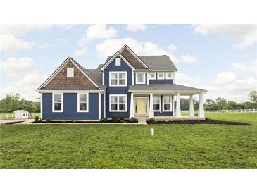 Photo one of 5231 County Road 875 East E S Zionsville IN 46077 | MLS 21793900