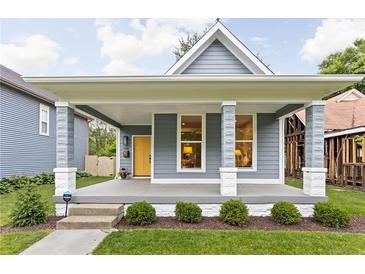 Photo one of 1126 Jefferson Ave Indianapolis IN 46201   MLS 21794497