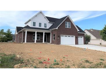 Photo one of 1160 Cobblefield Way Greenfield IN 46140 | MLS 21794628