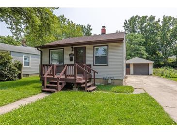 Photo one of 6667 E 17Th St Indianapolis IN 46219   MLS 21795101