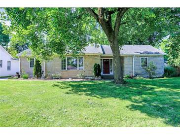 Photo one of 41 Kessler Blvd W Dr Indianapolis IN 46208 | MLS 21795333