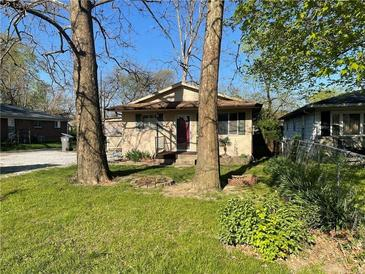 Photo one of 3850 Aurora St Indianapolis IN 46227 | MLS 21795474