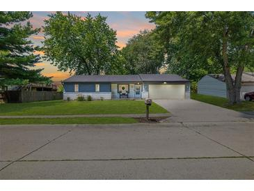 Photo one of 1444 Countryside Ln Indianapolis IN 46231 | MLS 21795851
