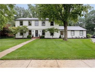 Photo one of 8719 Lancaster Rd Indianapolis IN 46260 | MLS 21795934