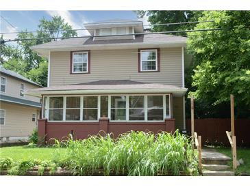 Photo one of 711 E 34Th St Indianapolis IN 46205 | MLS 21796195
