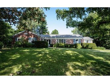 Photo one of 5349 Hedgerow Dr Indianapolis IN 46226 | MLS 21796248