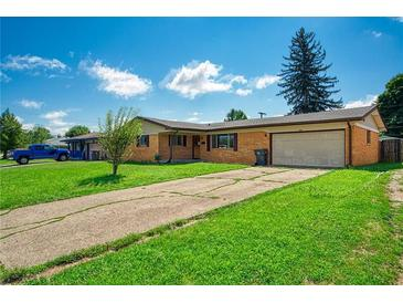 Photo one of 2237 Radcliffe Ave Indianapolis IN 46227   MLS 21796575