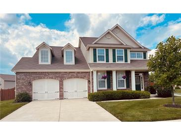 Photo one of 7974 Lawrence Woods Blvd Indianapolis IN 46236   MLS 21796670