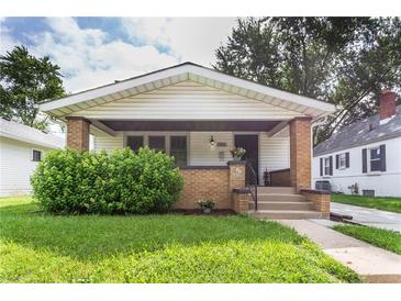 Photo one of 1451 N Euclid Ave Indianapolis IN 46201   MLS 21796804