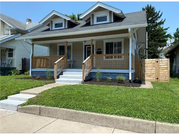 Photo one of 328 W 39Th St Indianapolis IN 46208   MLS 21796870