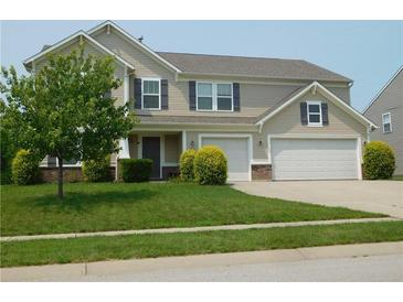 Photo one of 5392 Misthaven Ln Greenwood IN 46143 | MLS 21796877