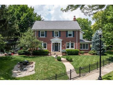 Photo one of 320 Poplar Rd Indianapolis IN 46219 | MLS 21796986