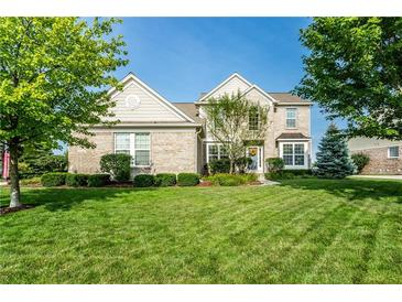 Photo one of 4680 Pebblepointe Pass Zionsville IN 46077   MLS 21797153