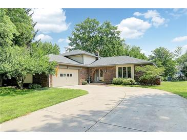 Photo one of 6180 Buttonwood Dr Noblesville IN 46062   MLS 21797378