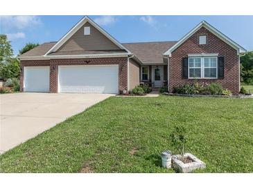 Photo one of 2482 E Hickory Blvd Greenfield IN 46140 | MLS 21797454