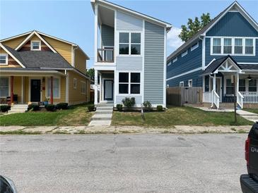 Photo one of 1644 Lexington Ave Indianapolis IN 46203   MLS 21797532