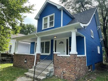 Photo one of 532 N Denny St Indianapolis IN 46201 | MLS 21797550