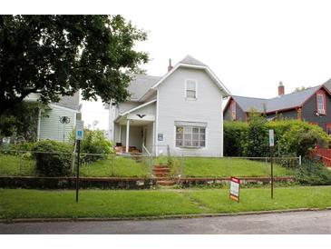 Photo one of 424 N Randolph St Indianapolis IN 46201 | MLS 21797639