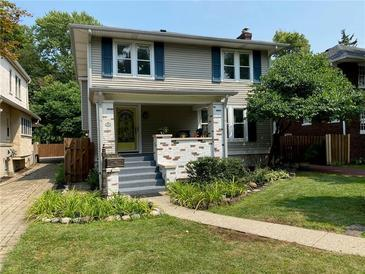 Photo one of 4315 N Central Ave Indianapolis IN 46205   MLS 21797660